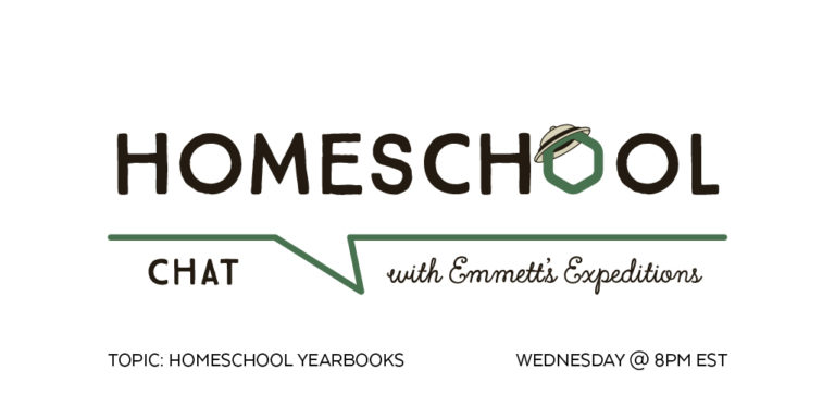 #HomeschoolChat on Twitter & Instagram